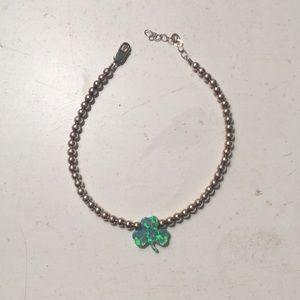 Jewelry - Opal Shamrock Bracelet